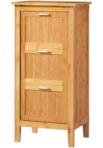 KONIFERA Badunterschrank »Bambus New«, Badschrank 40 cm breit kaufen