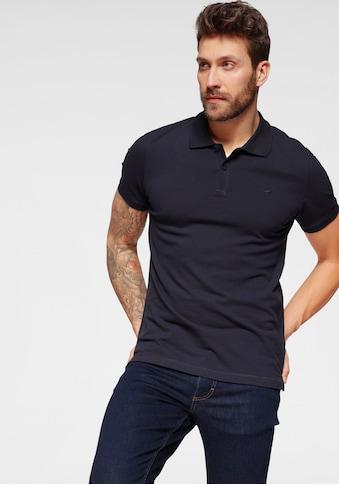 MUSTANG Poloshirt, mit Logostickerei kaufen