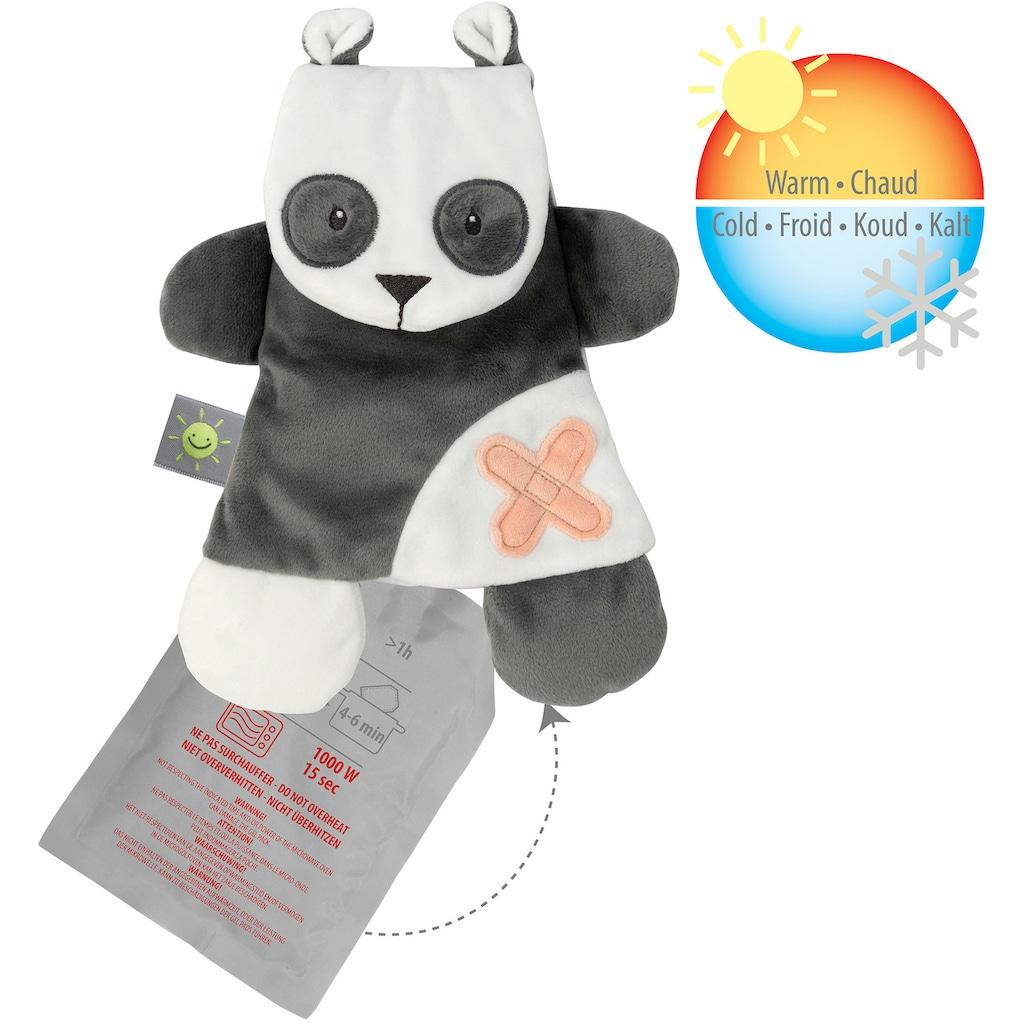 Nattou Wärmekissen »Buddiezzz doudou+Gelpack Panda«
