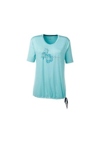 DEPROC Active Funktionsshirt »JASMINE WOMEN«, mit hübscher Schnürung kaufen