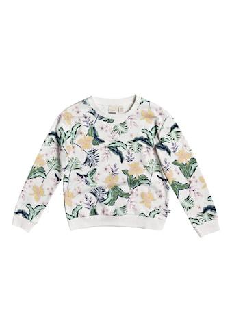Roxy Sweatshirt »Under Blue Lagoon« kaufen