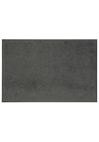 wash+dry by Kleen-Tex Fussmatte »Original Uni«, rechteckig, 7 mm Höhe, In- und Outdoor... kaufen