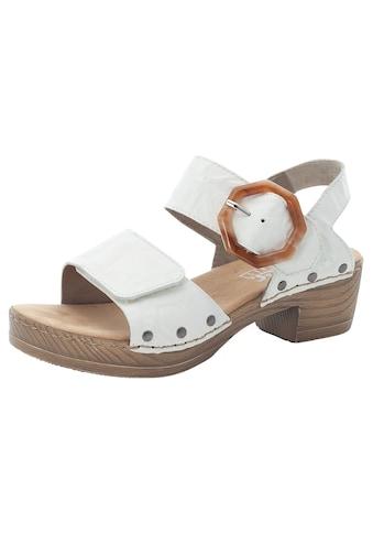 Rieker Sandalette, mit grosser Zierschnalle kaufen