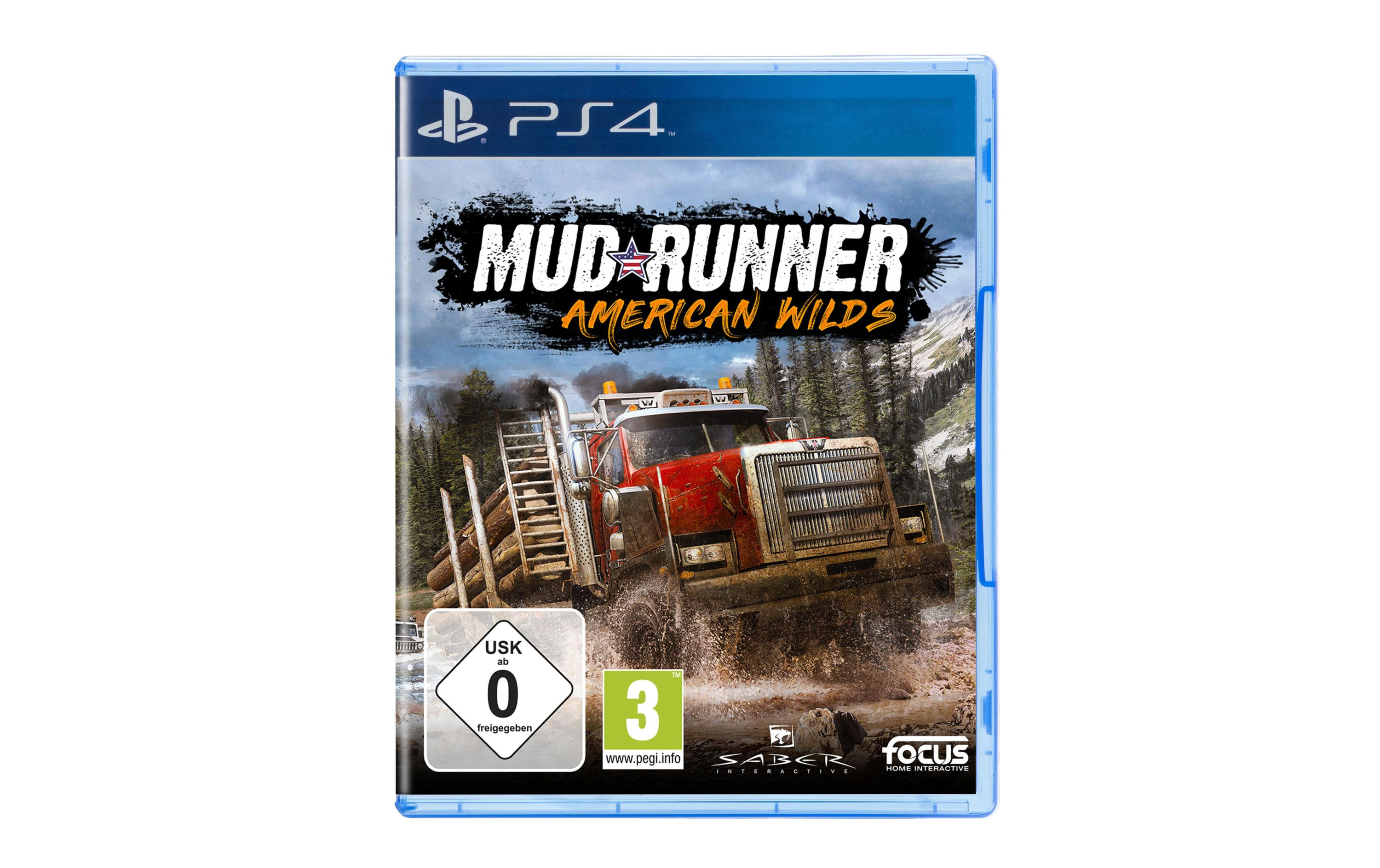 Image of Spintires: MudRunner - American Wilds Edition, Astragon