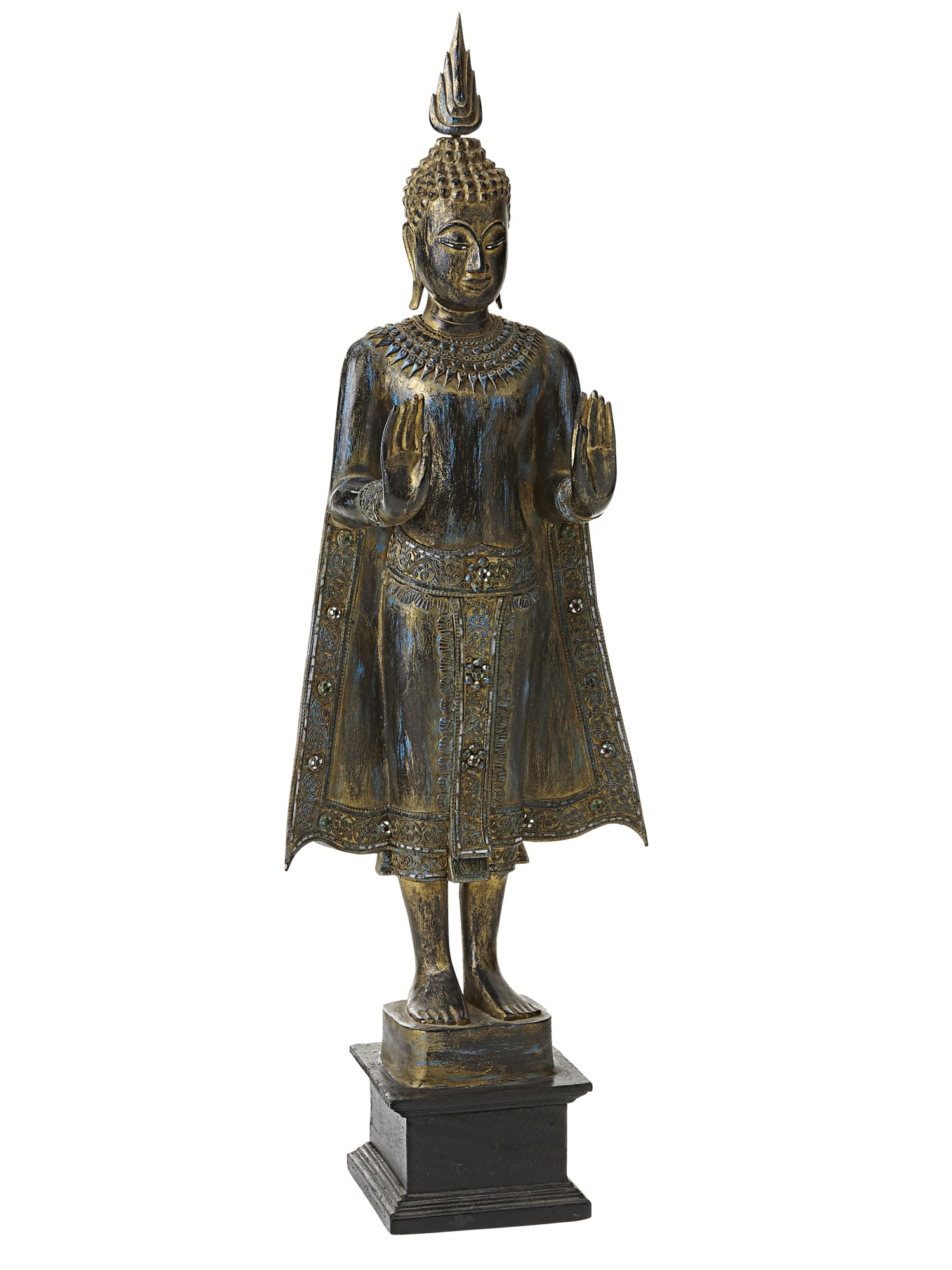 Image of Buddha gross