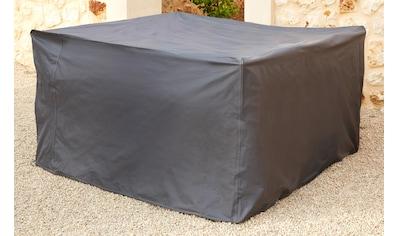 KONIFERA Schutzhülle »Mailand / Santiago«, Gartenmöbelset, (L/B/H) 170x170x90 cm kaufen