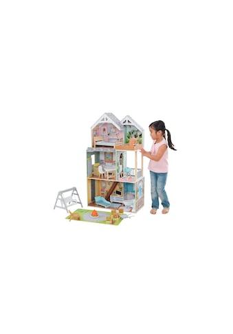 Puppenhaus, Kidkraft®, »Hallie« kaufen