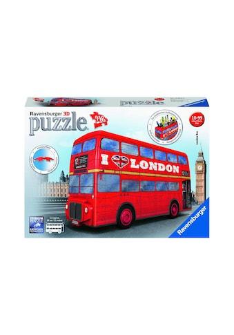 Ravensburger 3D-Puzzle »London Bus Bus« kaufen
