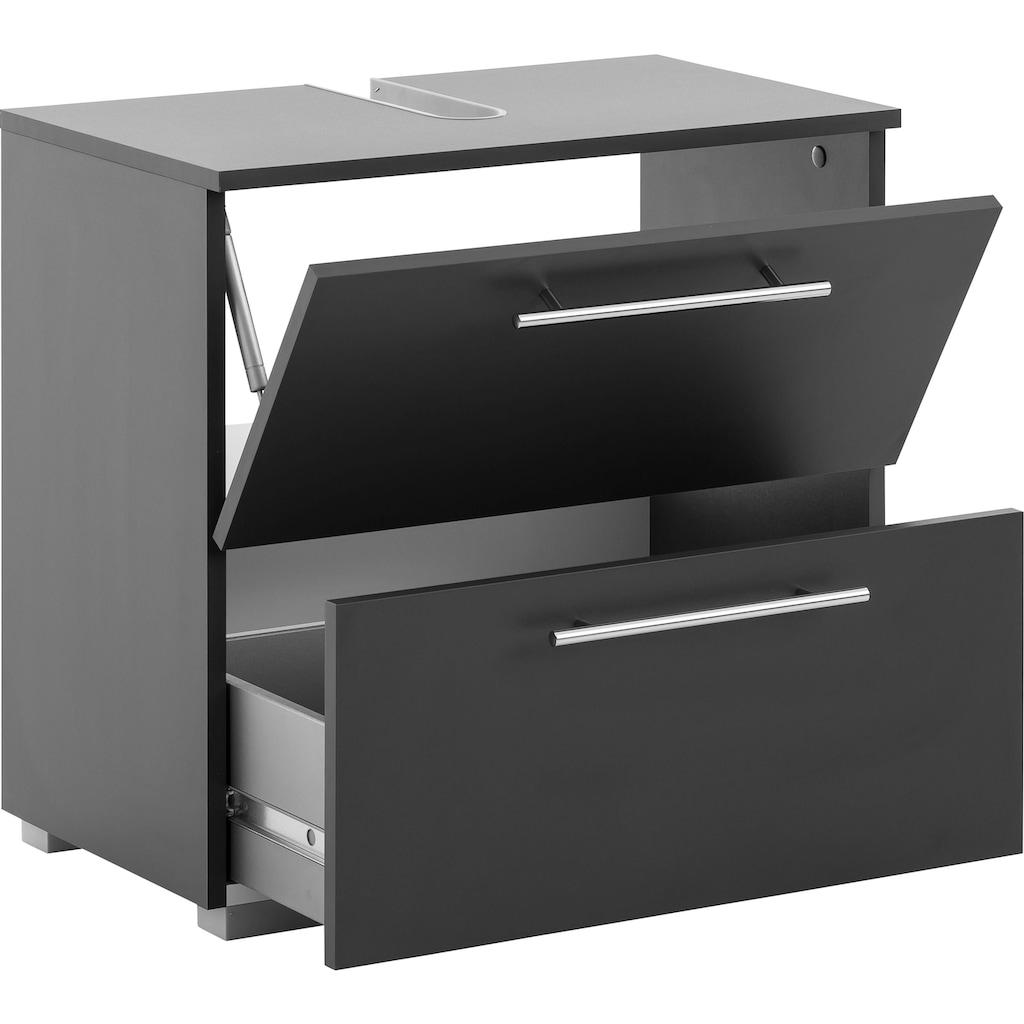 Schildmeyer Waschbeckenunterschrank »Carlos«, Breite 60 cm