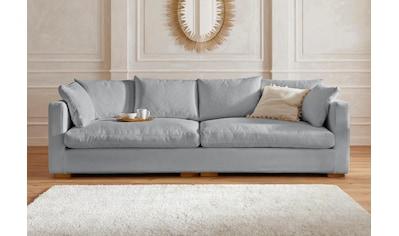 Guido Maria Kretschmer Home&Living Big-Sofa »Pantin«, extra weich und kuschelig,... kaufen