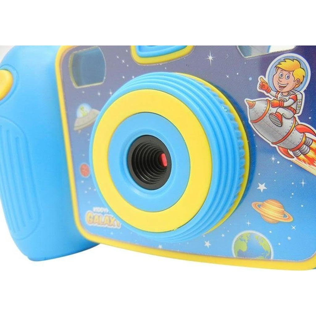 Easypix Kinderkamera »Kiddypix Galaxy«, Blende F2.6, fester Fokus, f=3.56mm