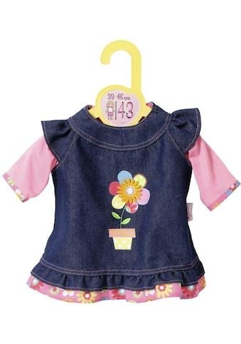 Zapf Creation® Puppenkleidung »Dolly Moda Jeanskleid« kaufen
