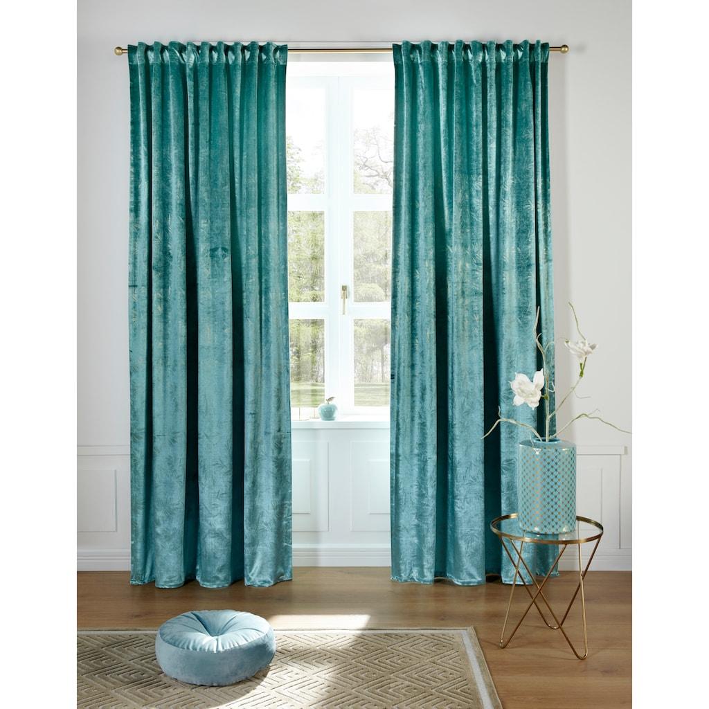 Guido Maria Kretschmer Home&Living Vorhang »Jasmina«, Foliendruck