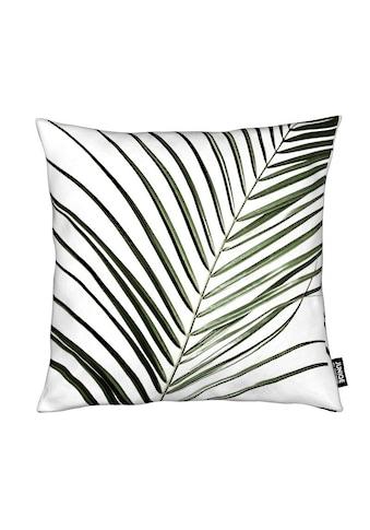 Dekokissen, »Palm Leaves 8«, Juniqe acheter