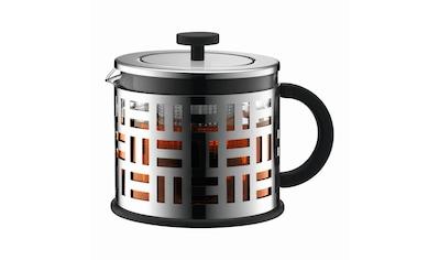 Bodum Teekanne »Eileen 1.5 l, Silberfarben« kaufen