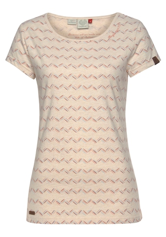 Ragwear T - Shirt »MINT ZIG ZAG« kaufen