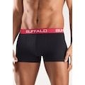 Buffalo Boxer, unifarbene Retro Pants