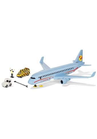Siku Spielzeug-Flugzeug »SIKU World, Verkehrsflugzeug«, mit Licht kaufen