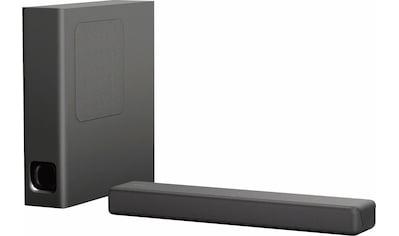 Sony »HT - MT 300/HT - MT 301« Soundbar (Bluetooth, NFC, 100 Watt) kaufen