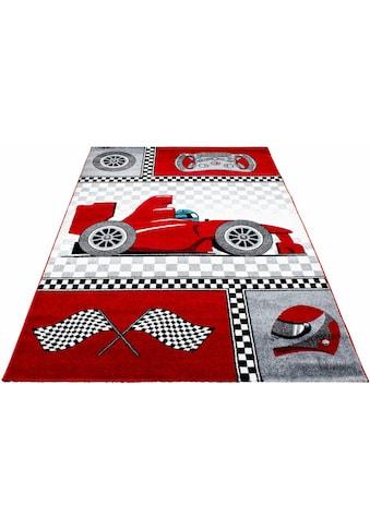 Kinderteppich, »Kids 460«, Ayyildiz, rechteckig, Höhe 12 mm, maschinell gewebt kaufen