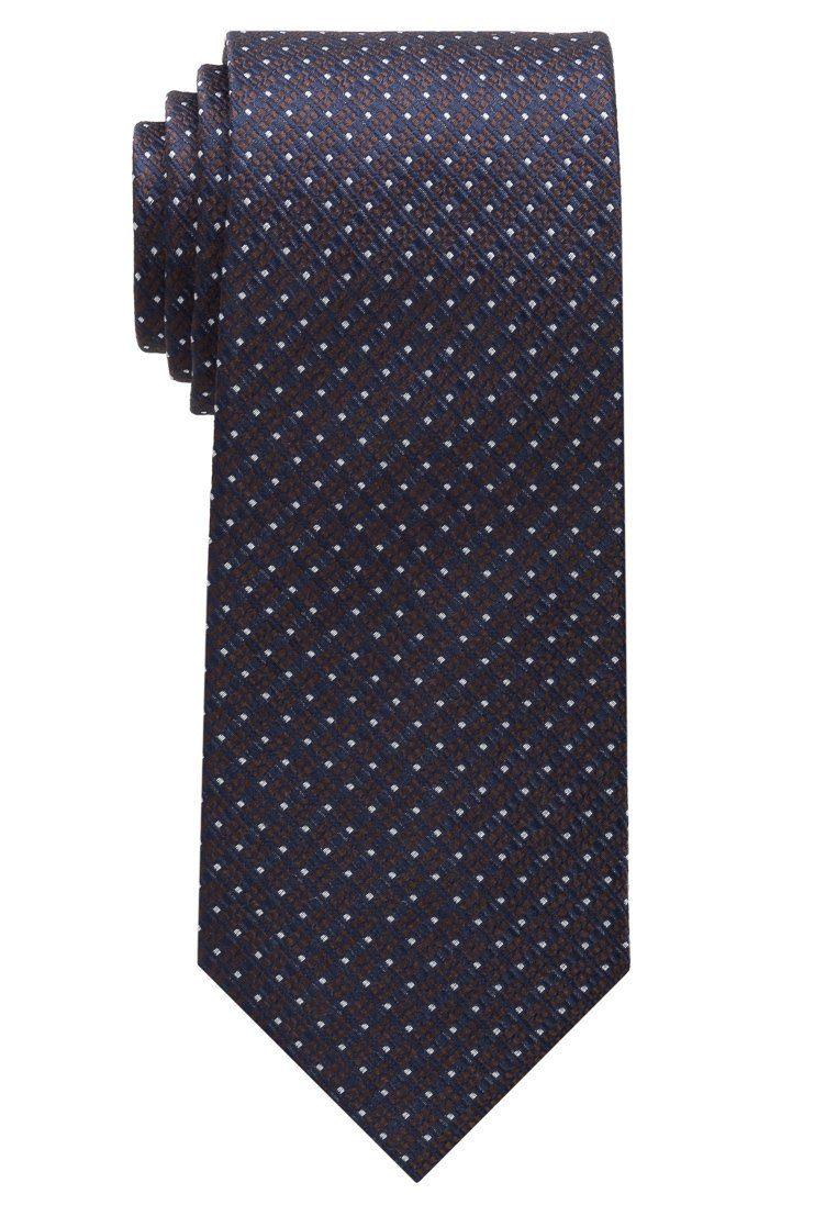 Image of ETERNA Krawatte »breit getupft«