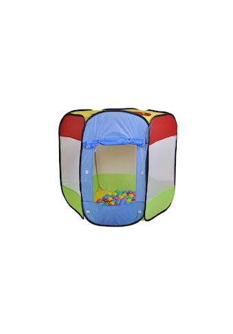 Knorrtoys® Bällebad »Bendix inkl. 100 Bälle« kaufen