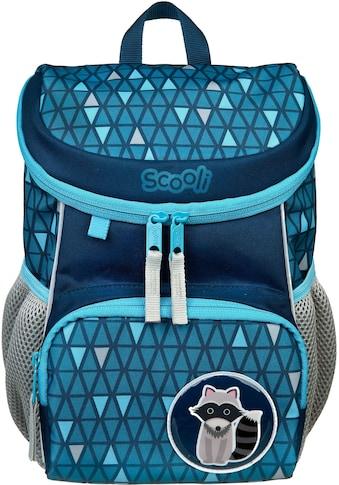 Scooli Kinderrucksack »Mini - Me, Rickie Racoon« kaufen