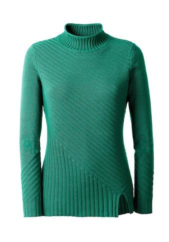 Casual Looks Pullover mit aufwändig gestaltetem Strickmuster kaufen