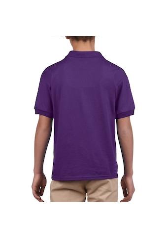 Gildan Poloshirt »DryBlend Kinder Polo-Shirt (2 Stück/Packung)« kaufen