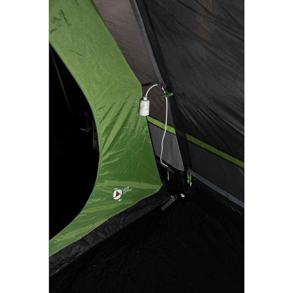 High Peak Tunnelzelt »Brixen 5.0«, 5 Personen