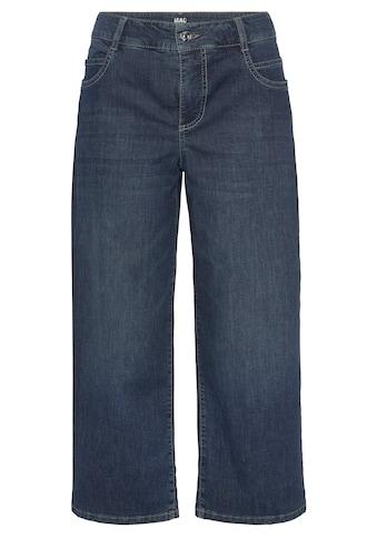 MAC Weite Jeans »Greta«, Moderner weiter Schnitt kaufen