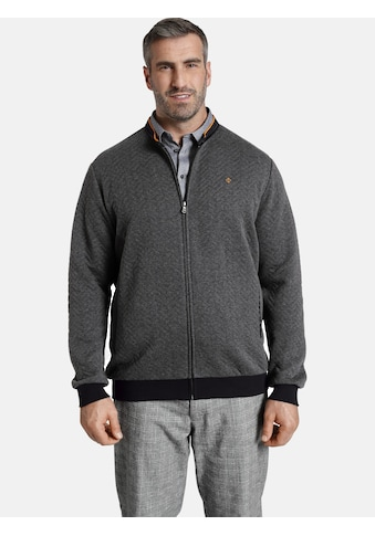 Charles Colby Sweatjacke »ANNTHONY«, smarter College-Blouson kaufen