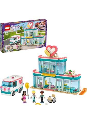 LEGO® Konstruktionsspielsteine »Krankenhaus von Heartlake City (41394), LEGO® Friends«, (379 St.) kaufen