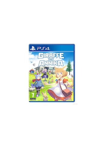 Spiel »Giraffe and Annika Limited Edition«, PlayStation 4 kaufen