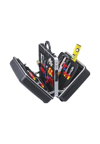 Werkzeugkoffer, Knipex, »BIG Twin Elektro 63 - teilig« acheter