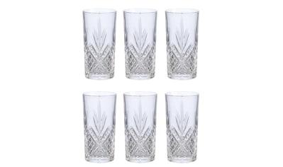 Glas »Arcoroc Trinkglas Broadway 350 ml,«, (6 tlg.), 6 teilig kaufen