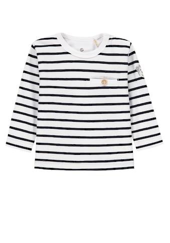 Bellybutton Langarmshirt »striped«, für Jungen kaufen