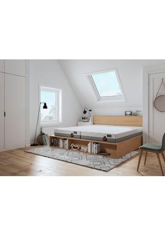 Schlaraffia Gelschaummatratze »GELTEX® Quantum Touch 180«, 18 cm cm hoch, Raumgewicht:... kaufen
