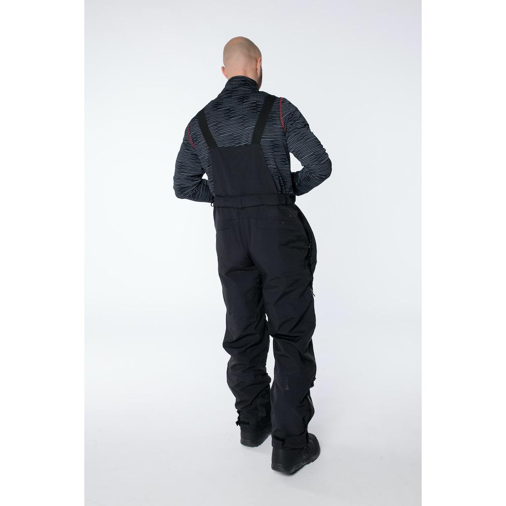 DEPROC Active Skihose »SPITZBERGEN MEN II«, auch in Grossen Grössen erhältlich
