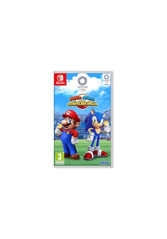 Mario&Sonic bei den Olympischen Spielen Tokyo 2020, Nintendo kaufen