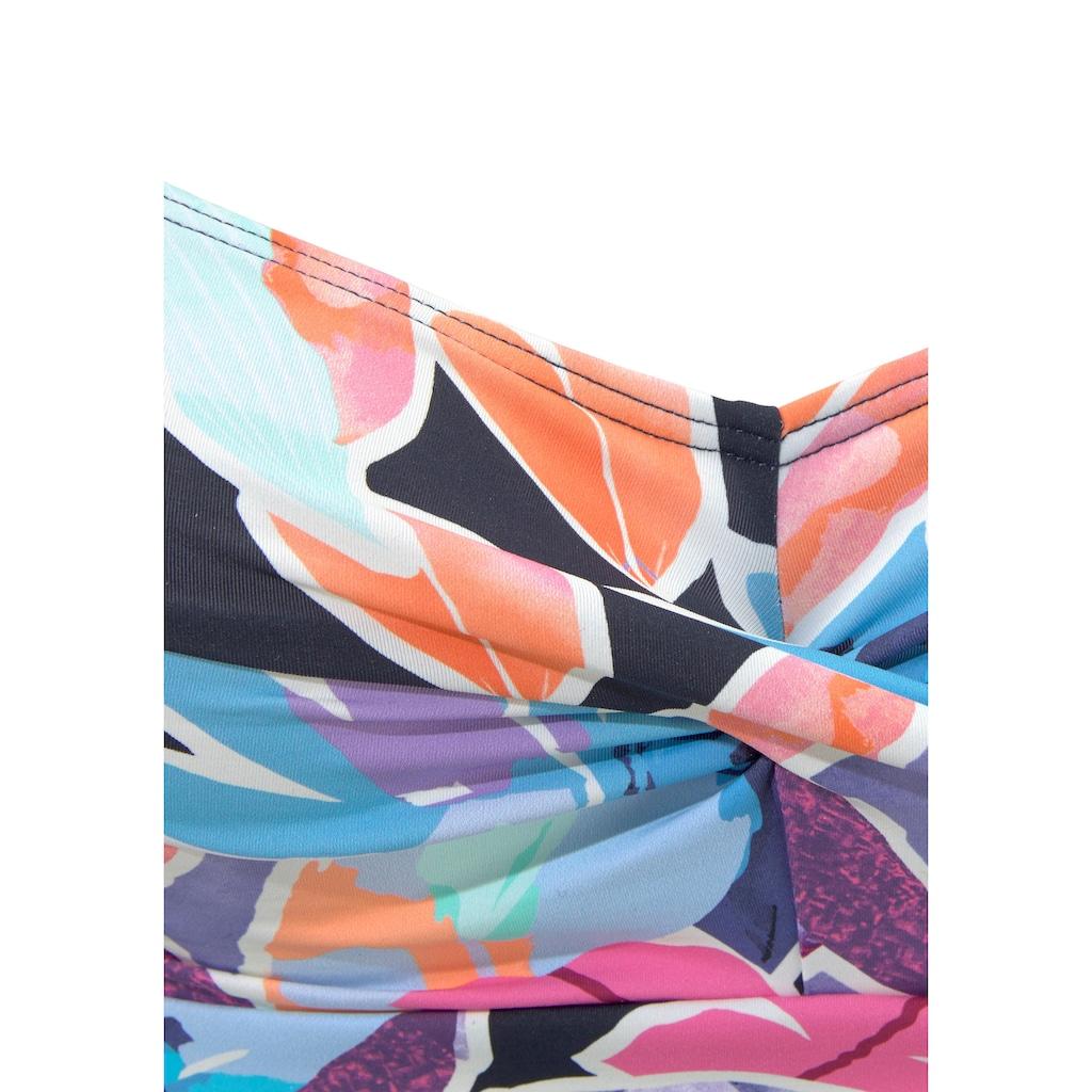 Sunseeker Bügel-Tankini-Top »Tahiti«, in bauchbedeckender Form