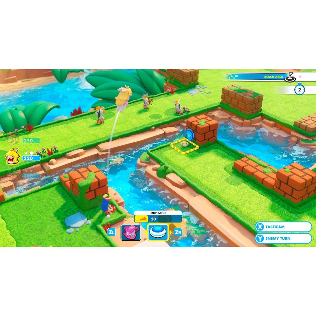 UBISOFT Spiel »Mario & Rabbids Kingdom Battle Gold Edition«, Nintendo Switch