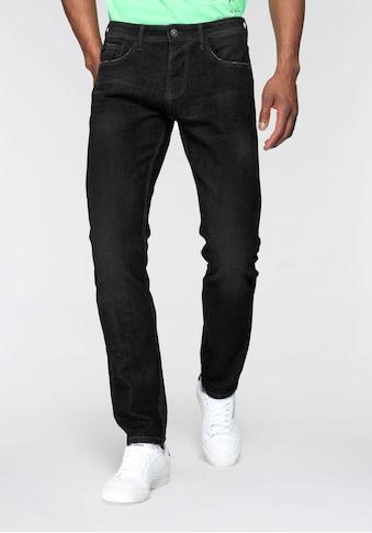 TOM TAILOR Denim 5-Pocket-Jeans, in authentischem Look kaufen