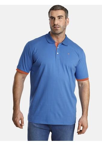Charles Colby Poloshirt »EARL DERMOT«, weiche Single-Jersey Qualität kaufen