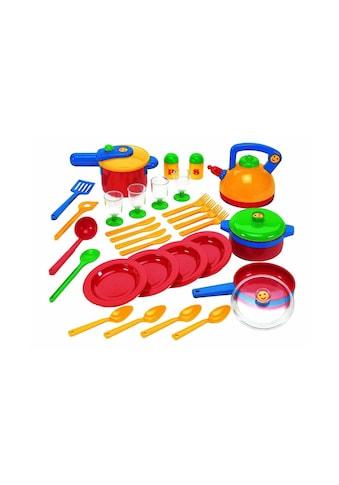Spiel - Geschirr, Klein - Toys, »Emmas Kitchen Topfset gross« kaufen