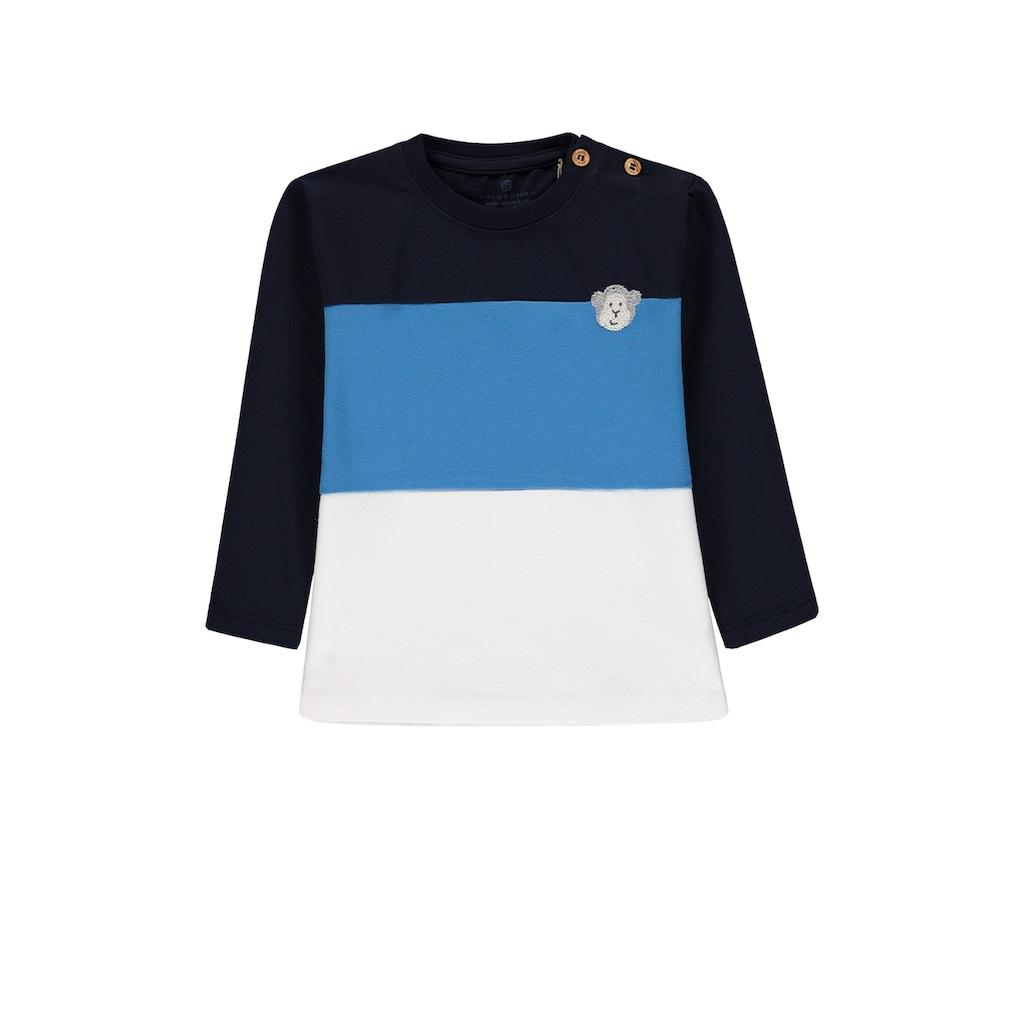 Bellybutton Langarmshirt »color«