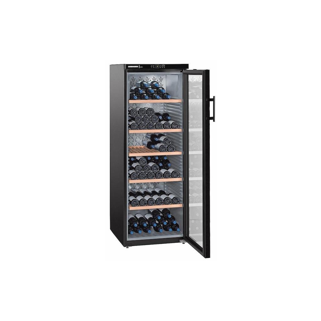 Liebherr Weinkühlschrank »WKb 4212«, mit wechselbaren FreshAir-Aktivkohlefilter