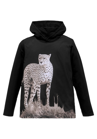 KIDSWORLD Kapuzenshirt »Leopard« kaufen