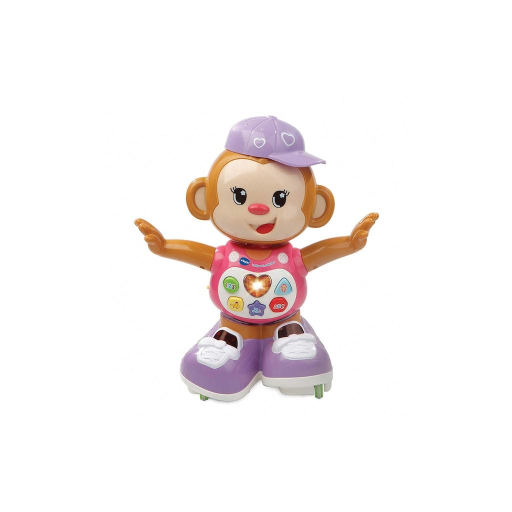 Vtech® Lernspielzeug »Lustiges Tanzäffchen, pink«