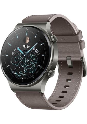 Huawei Smartwatch »Watch GT 2 Pro Classic«, ( 24 Monate Herstellergarantie) kaufen